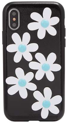 Sonix Daisy Faux Leather iPhone X & Xs Case