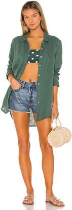 Acacia Swimwear Milos Button Up