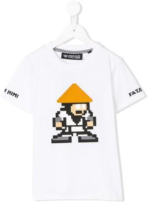Mostly Heard Rarely Seen 8-Bit FATALITY T-shirt