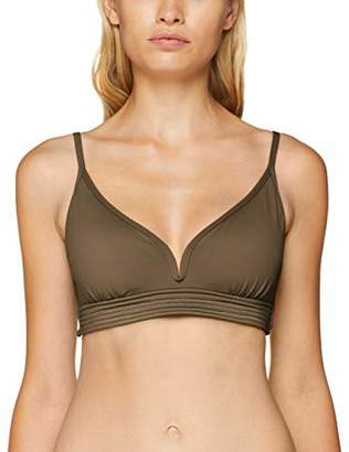 e37466a16d Seafolly Women s Quilted Bralette Bikini Top