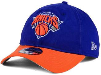 New Era New York Knicks 2 Tone Shone 9TWENTY Fitted Cap