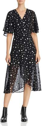 DAY Birger et Mikkelsen Re:Named Starry Night Wrap Dress