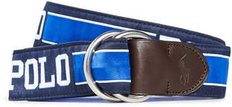 Polo Ralph Lauren Logo Casual Elastic Webbing Belt