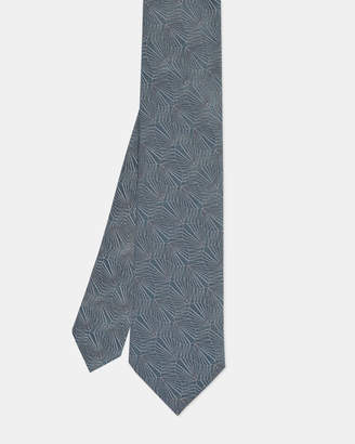 Ted Baker CURSOUR Geometric silk tie