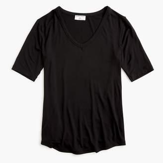 J.Crew Universal Standard for jersey V-neck T-shirt