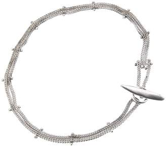 Ten Thousand Things Handmade Foxtail Bracelet - Sterling Silver
