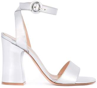 Gianvito Rossi block-heel sandals