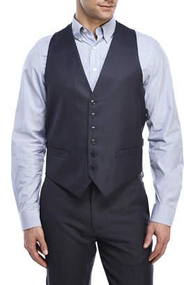 Tommy Hilfiger Navy Newton Suit Vest
