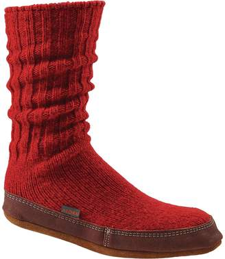 Acorn Slipper Sock - Men's
