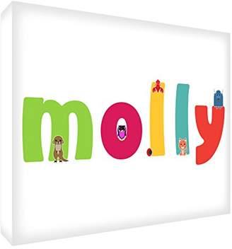 Keepsake Feel Good Art Molly Diamond-Polished Token (10.5 x 7.4 x 2 cm, Small)