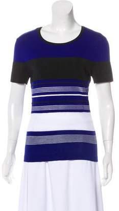 Ohne Titel Short Sleeve Striped Sweater w/ Tags
