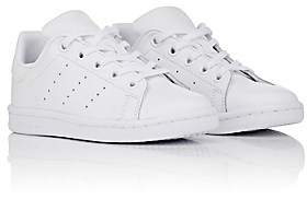 adidas Kids' Stan Smith Leather Sneakers-White