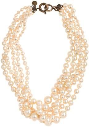 J.Crew Imitation Pearl Hammock Necklace
