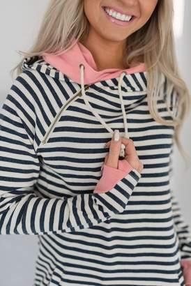 Ampersand Avenue DoubleHood Sweatshirt - Cuddle Up