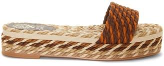 Meseera Braided Flatform Sandal