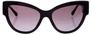 Versace Medusa Cat-Eye Sunglasses