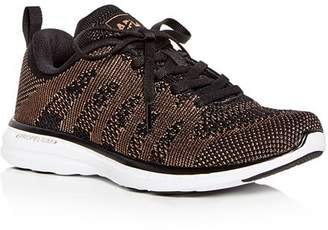 APL Athletic Propulsion Labs Athletic Propulsion Labs Women's TechLoom Pro Knit Lace Up Sneakers