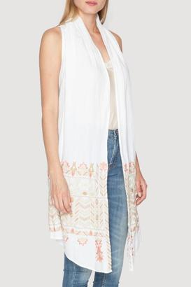 Johnny Was Evan Draped Vest $217.95 thestylecure.com