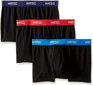 Wesc Men's 3-Pack Boxer Brief Mark