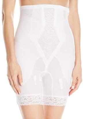 02e9f514c5 Rago Women s High Waist Medium Shaping Zipper Long Leg Shaper