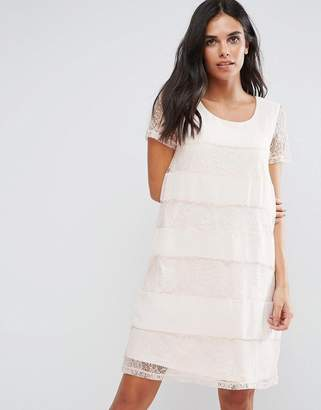 Vila Lace Swing Dress