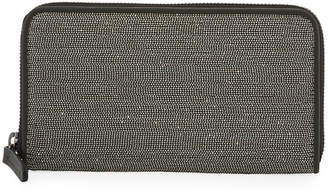 Brunello Cucinelli Monili Beaded Wallet