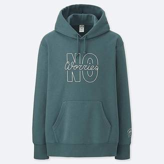Uniqlo Pieter Ceizer Graphic Hooded Sweatshirt