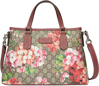 GG Blooms tote $1,150 thestylecure.com
