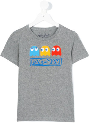 Mc2 Saint Barth Kids Pac-Man ghost T-shirt $41.56 thestylecure.com