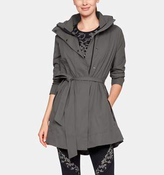 Under Armour Women's Misty Copeland Signature Woven Trench