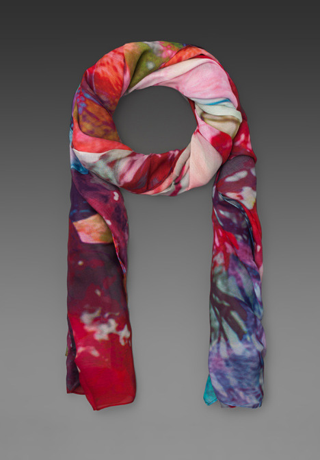 FRONT ROW SOCIETY Remist Scarf