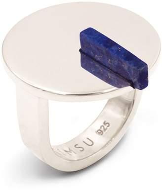 KIMSU - Rotondo Ring Silver