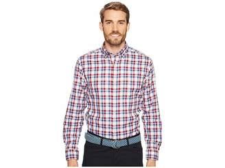 Vineyard Vines French Quarter Plaid Classic Murray Shirt Men's Clothing