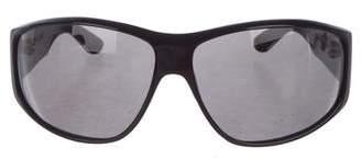 Boucheron Acetate Oversize Sunglasses