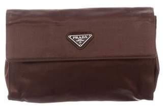 27207dca3949 Prada Satin Bag - ShopStyle
