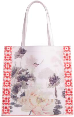 Ted Baker Lake of Dreams Large Icon Tote
