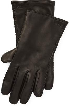 Ralph Lauren Stitched Sheepskin Gloves