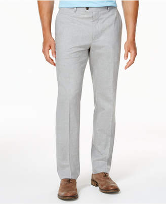 Tasso Elba Men's Classic-Fit Duomo Pants, Created for Macy's