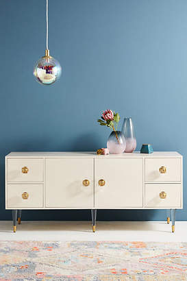 Tracey Boyd Lacquered Regency Buffet