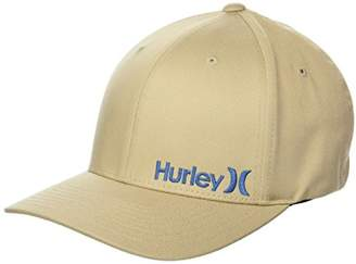 Flexfit Hurley Men's Apparel Men's Corp Perma Curve Bill Baseball Hat