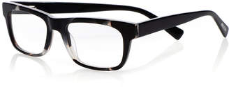 Eyebobs Style Guy Rectangle Acetate Reading Glasses