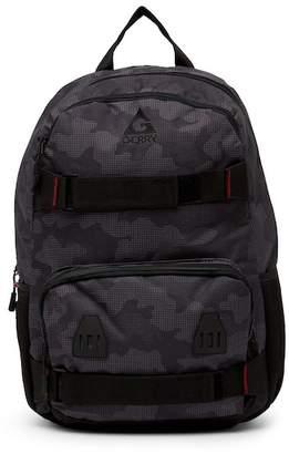 Gerry Lansing Camo Nylon Backpack