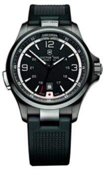 Victorinox Night Vision Stainless Steel Watch