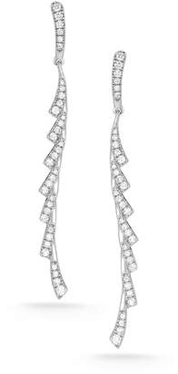DANA REBECCA 14K White Gold Sophia Ryan Diamond Drop Earrings - 0.38 ctw