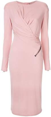Tom Ford long-sleeve midi dress