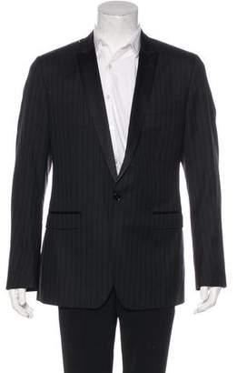 Dolce & Gabbana Pinstripe Wool Blazer w/ Tags
