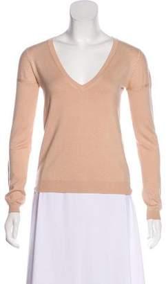 Joseph Silk-Blend Knit Sweater