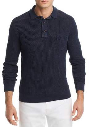 OOBE Thompson Linen Polo Shirt