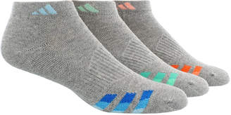 adidas 3-Pk. Cushioned ClimaLite Socks