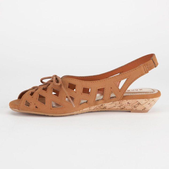 Bamboo Dalina Womens Sandals